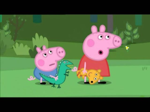 Peppa Pig Series 2 Episode 20 Nature Trail