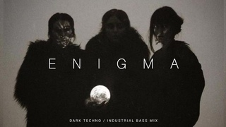 Dark Techno / EBM / Darksynth Mix 'ENIGMA' | Dark Clubbing
