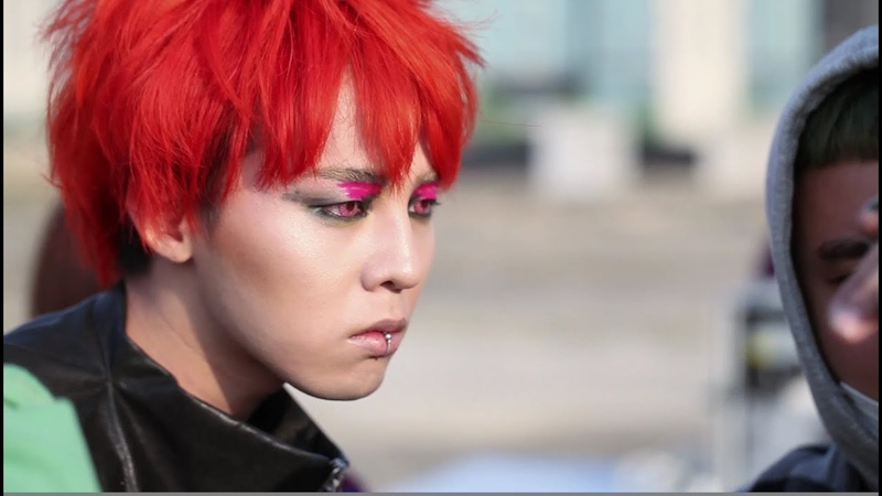 BIGBANG Making of MONSTER Music Video
