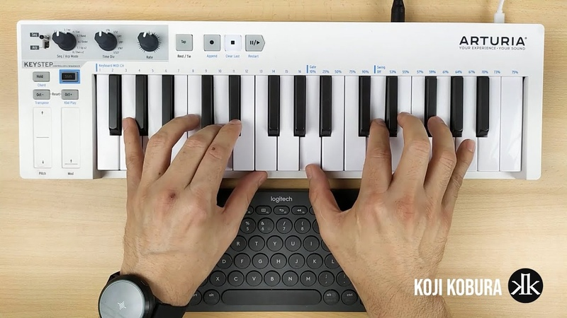 Famous EDM Piano Synth Riffs Part 2