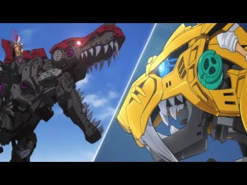 Tiger VS Rex Bacon Last Battle AMV