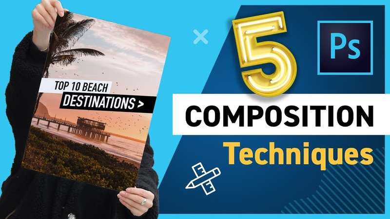 5 Creative Compositional Techniques in Photoshop