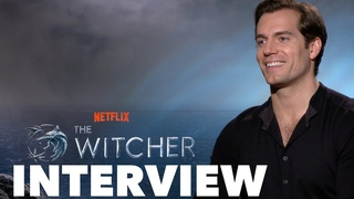 THE WITCHER Interview Henry Cavill Talks Snyder Cut, Superman Sequels, Toxic Fandom