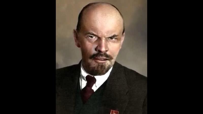 Джигурда: «Ленин всегда живой!»😂