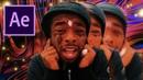 Create MOVING CLONES TRANSITIONS Like Lil Uzi Movie [Fan Made] Music Video