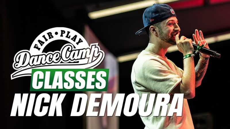 ★ 'Suge Yea Yea ' by DaBaby ★ Nick Demoura ★ Fair Play Dance Camp 2019 ★