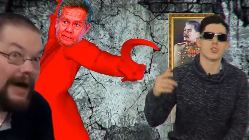 Ежи Сармат смотрит Вестника Бури против Платошкина