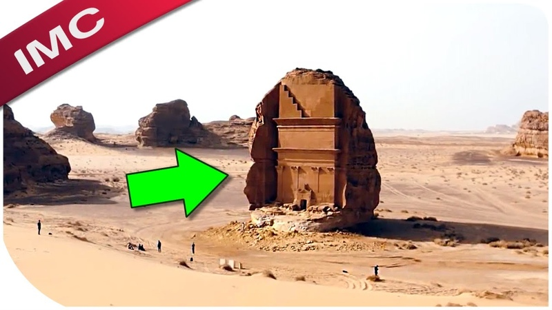 Mysterious Ancient Places No One Can Seem To Explain