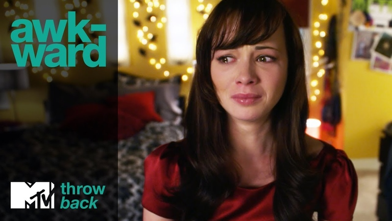 'Jenna's Carefrontation Letter' 💌 Official Throwback Clip | Awkward. | MTV