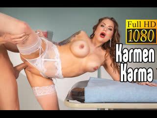 [Brazzers] Karmen Karma В чулках [Трах, all sex, porn, big tits, Milf, инцест, порно blowjob brazzers секс анальное]