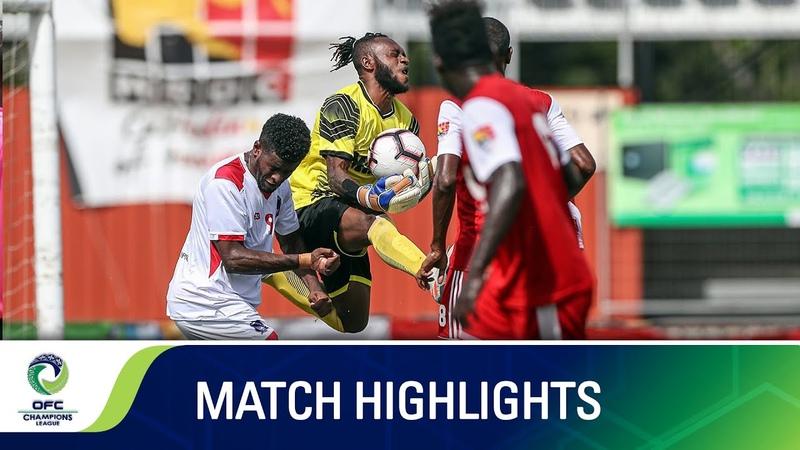 OCL2020 HIGHLIGHTSHekari United v Galaxy FC