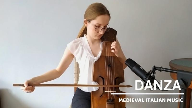 Danza Medieval Italian Music Fidel płocka
