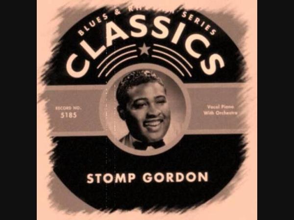 Stomp Gordon Damp Rag