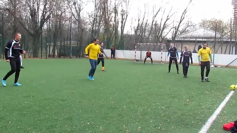 Футбольная лига Пресни 2019 лето осень Штурм 6 8 Пресня 1 тайм