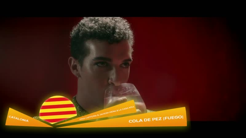 Catalonia Miss Caffeina Javiera Mena La Casa Azul - Cola De Pez (Fuego)
