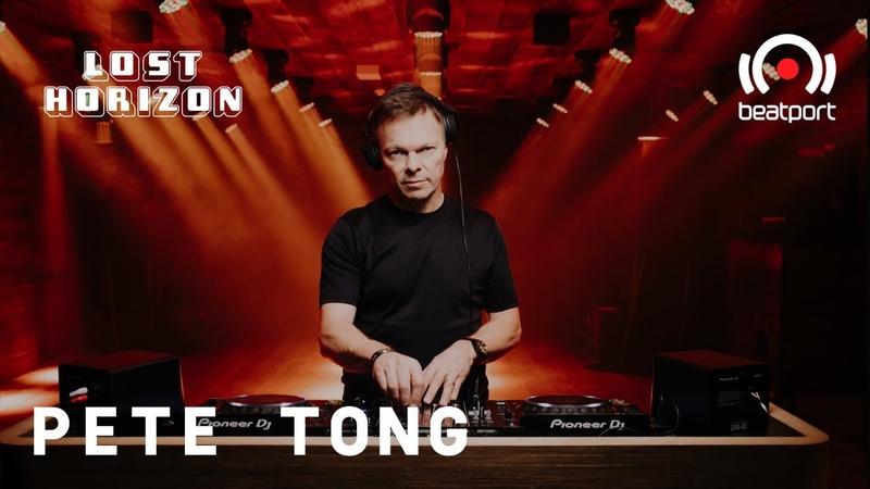 Pete Tong DJ set Lost Horizon Festival @Beatport Live 2020