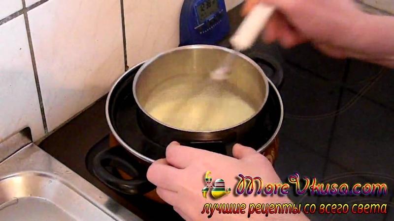 Сгущёнка Домашняя видео рецепт