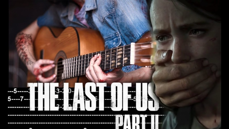 How to play The Last of Us You and Me Fingerstyle Guitar TABS