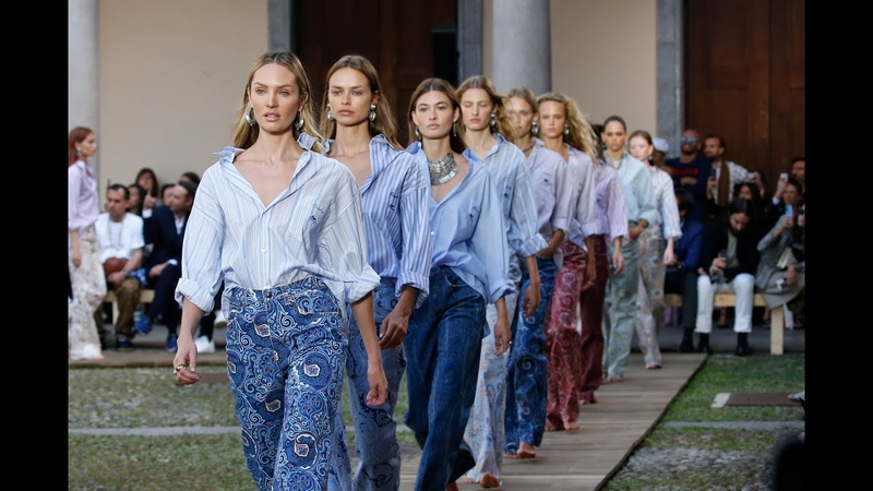 ETRO - Womens Spring Summer 2020 Collection
