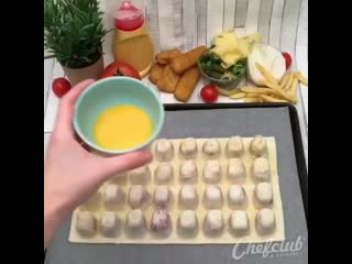 Крутая идея закуски