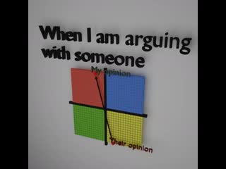 Me when Im arguing with someone