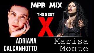 Marisa Monte Só As Melhores - Adriana Calcanhotto Só As Melhores