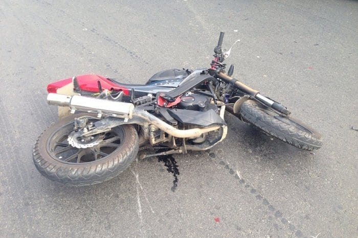 В Петровске в результате дорожно-транспортного происшествия пострадал несовершеннолетний водитель мопеда