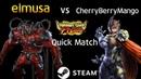 엘무사 (Gigas) vs 체리베리망고 (Lars) (TEKKEN 7 - elmusa vs CherryBerryMango)