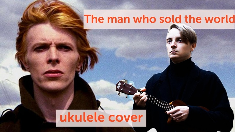 The man who sold the world David Bowie ukulele cover
