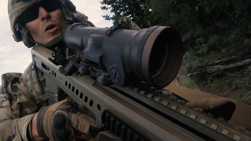 Next Generation Squad Weapon NGSW Army's M4 Carbine and M249 Replacement