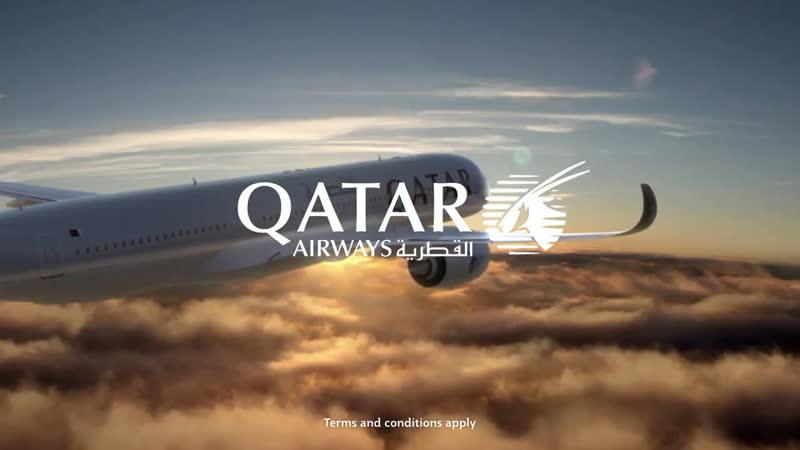 Акция Qatar Airways