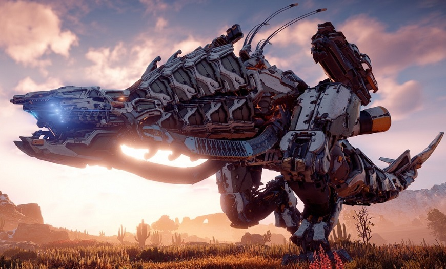 Horizon: Zero Dawn , появились системные требования