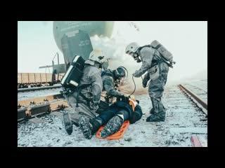 Итоговое видео о работе местного пожарно-спасательного гарнизона № 1 по Вологодской области за 2019 год