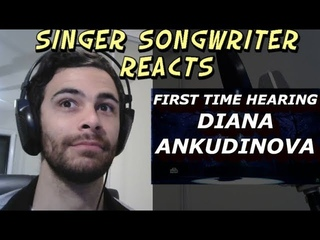 First Time Hearing Diana Ankudinova Singer Songwriter Reacts Wicked Game