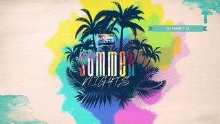 SUMMER NIGHTS WITH DJ MARKY D! 90s EURODANCE/ TRANCE/ HOUSE MEGAMIX