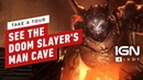 DOOM Eternal: A Tour of the Doom Slayer's Man Cave (Fortress of Doom) - IGN First