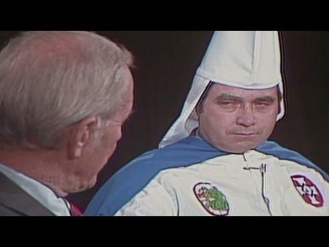1982 Grand Wizard defends KKK policy on segregation