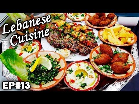 Lebanese Cuisine Lebanon Cultural Flavors EP 13