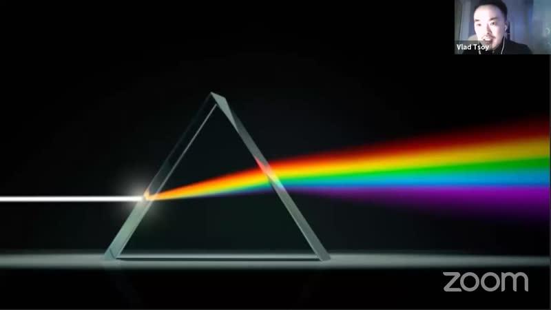 Prizm что заложено в логотип