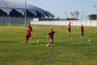 Фото с тренировки сборной команды 2009 года рождения