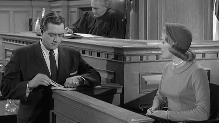 Perry Mason 1x31 El caso de los dedos ardientes