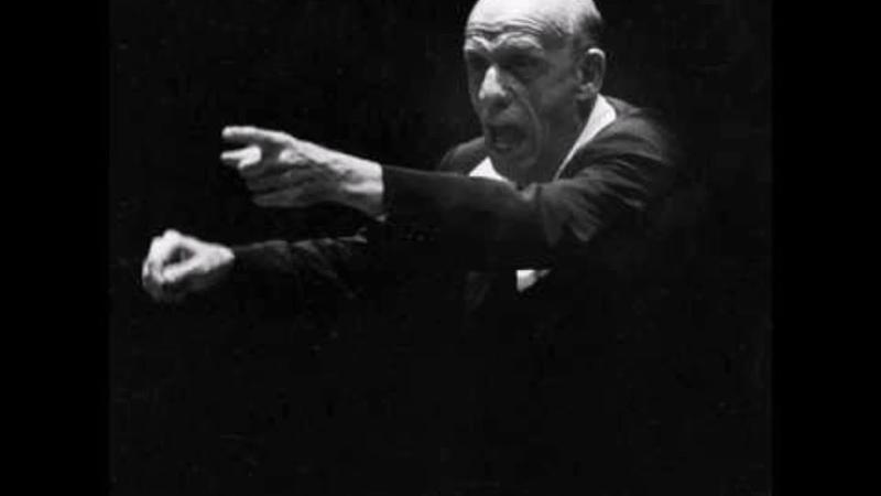 Berg Wozzeck Orchestral Epilogue Interlude Dimitri Mitropoulos 1951