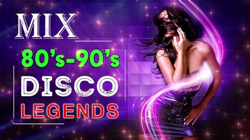 Disco Dance Hits 80s 90s Megamix Nonstop - Golden Disco Greatest Hits 70 80 90s Ever - Eurodisco