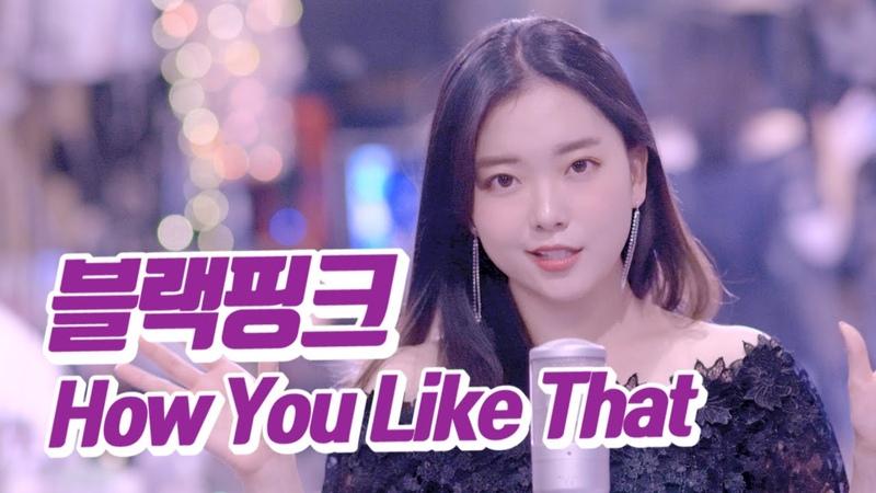 요요미 - How You Like That (블랙핑크) Cover by YOYOMI