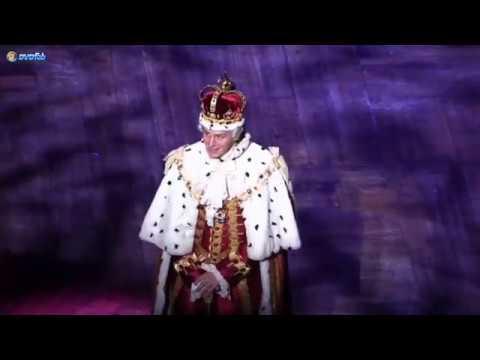 Реакция короля Англии на события американской революции в мюзикле Гамильтон 1 3
