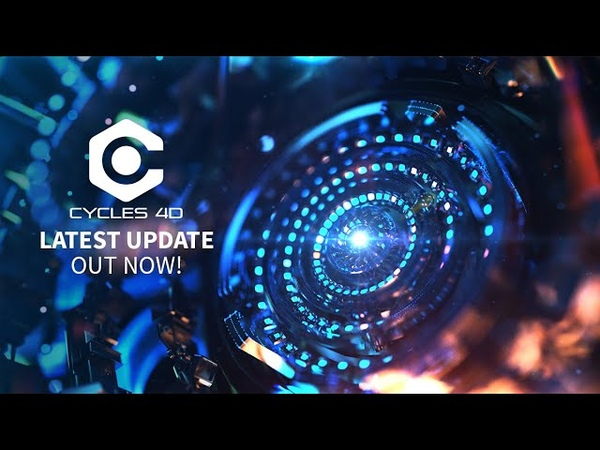 Cycles 4D Update Feature Teaser Build 500
