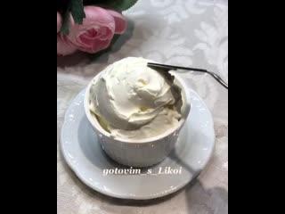 Сыр домашний «Филадельфия» (ингредиенты в описании видео)