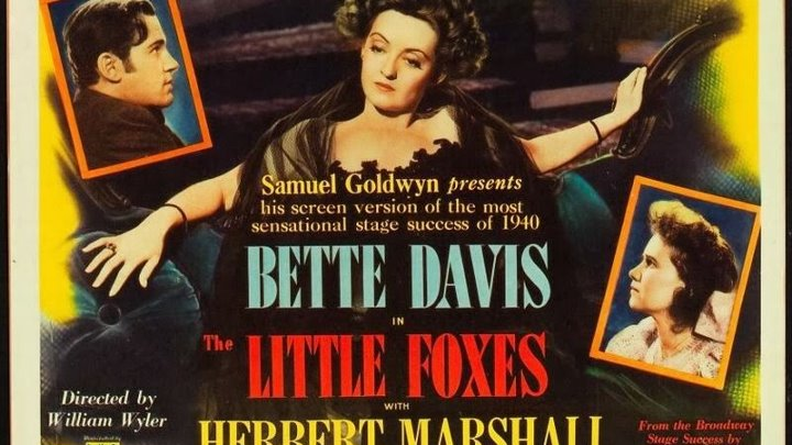 La loba (The Little Foxes, 1941) [VOSE] William Wyler
