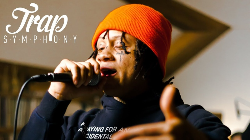 Trippie Redd Performs Wish With Live Orchestra Audiomack Trap Symphony