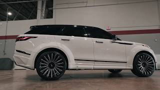 AVORZA RANGE ROVER VELAR LUMMA WIDEBODY BY ALEX VEGA THE AUTO FIRM